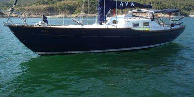 Sailing Yacht 'AVA'